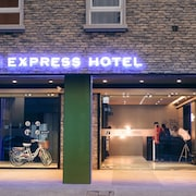 Kiwi Express Hotel-Taichung Station Branch II