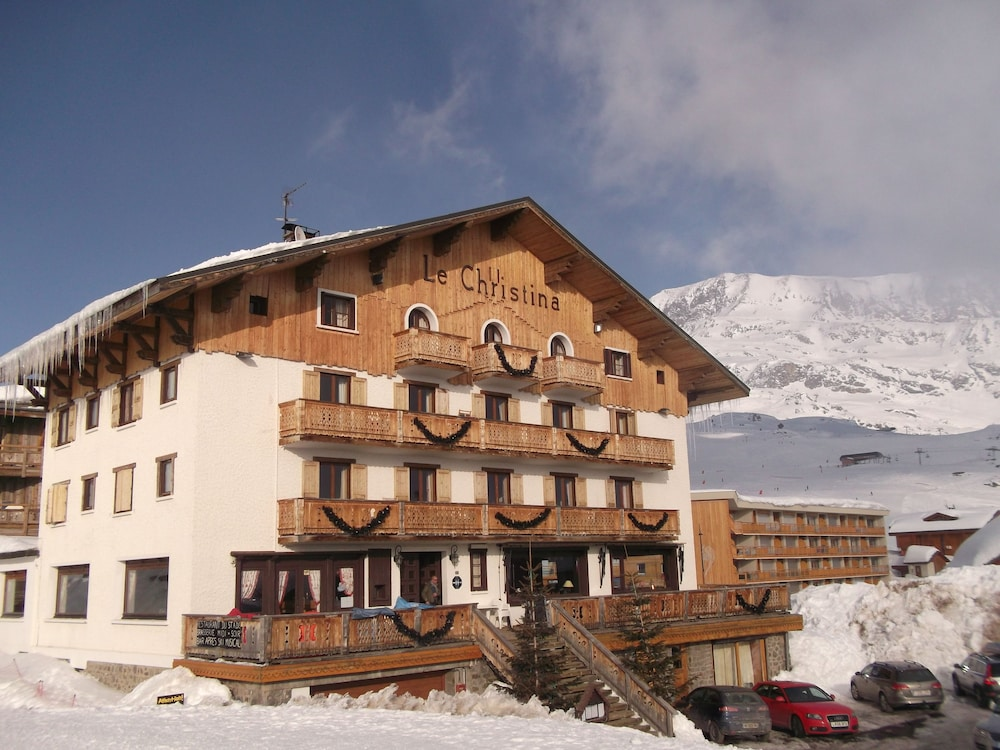 Madame Vacances Hotel Le Christina LAlpedHuez France