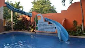 Tobogán acuático