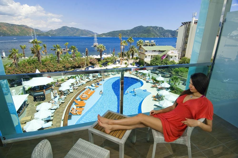 Casa De Maris Spa Resort Hotel Marmaris Turkey