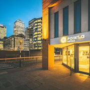 Point A Hotel - London, Canary Wharf