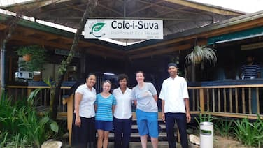 Colo-i-suva Rainforest Eco Resort