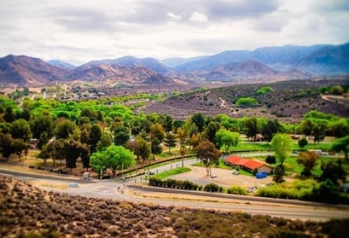 View from Property, Soledad Canyon RV & Camping Resort