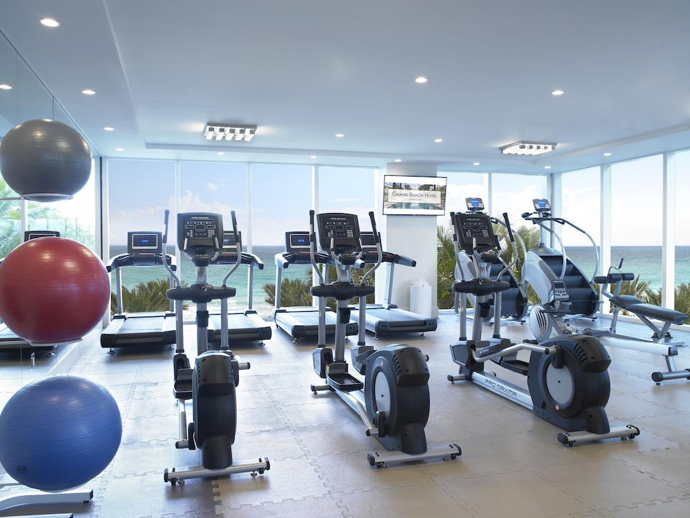 Fitness Facility, Grand Beach Hotel Surfside West