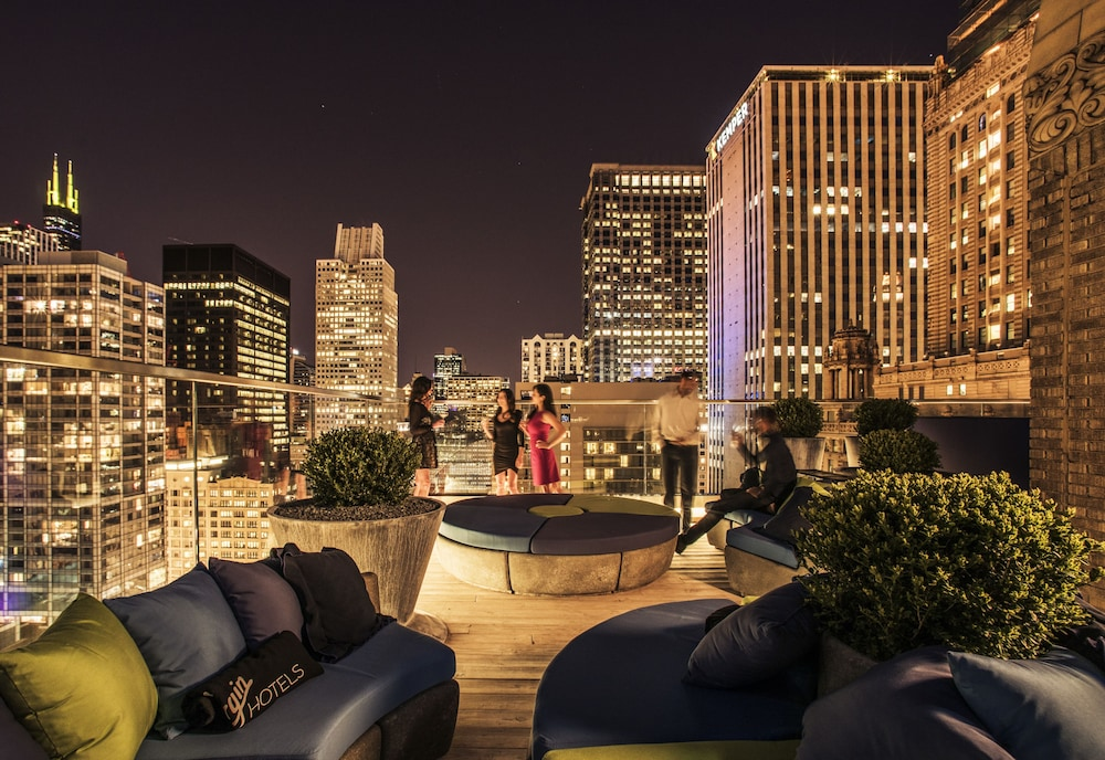 Virgin hotels chicago in chicago hotel rates reviews for Hotell chicago
