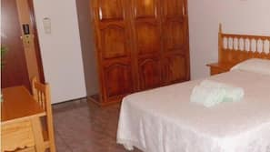 In-room safe, desk, cots/infant beds, free WiFi