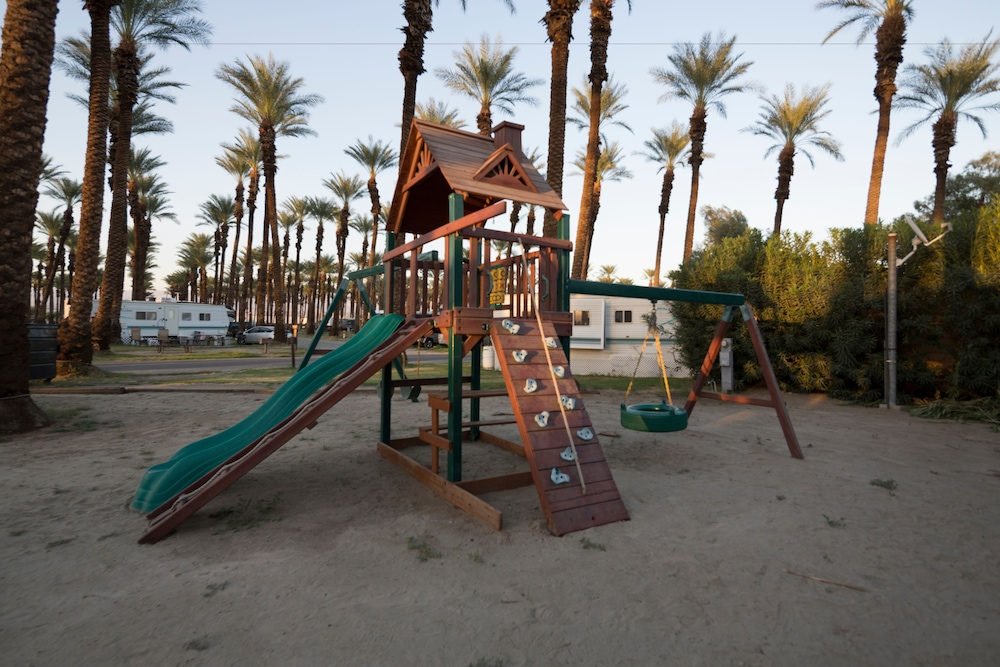 Children's Play Area - Outdoor, Palm Springs RV Resort