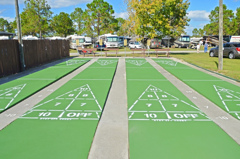 Sports Facility, Southern Palms RV Campground Resort