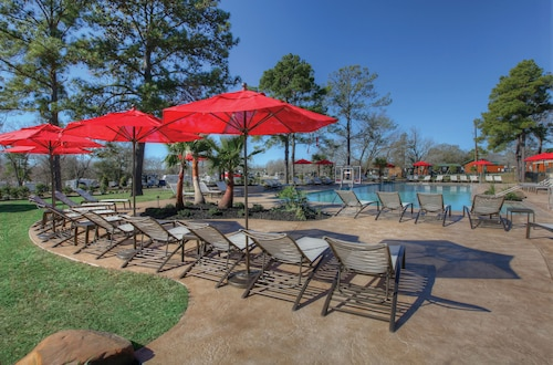 Check Expedia for Availability of Lake Conroe RV & Camping Resort