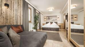 Zimmersafe, kostenloses WLAN, Bettwäsche, Barrierefreiheit