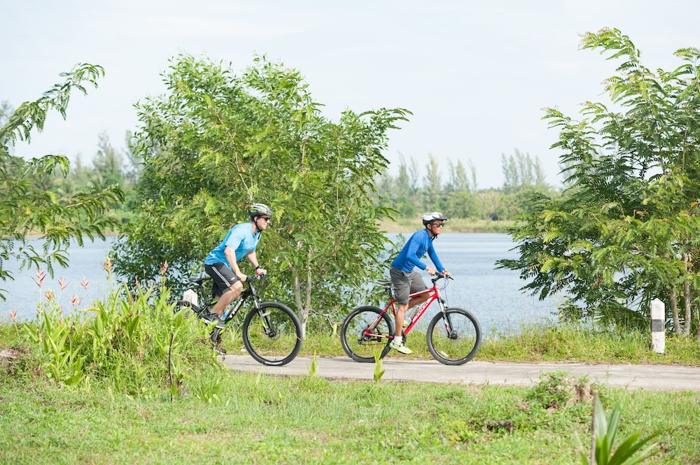 Bicycling, The Haven Khao Lak