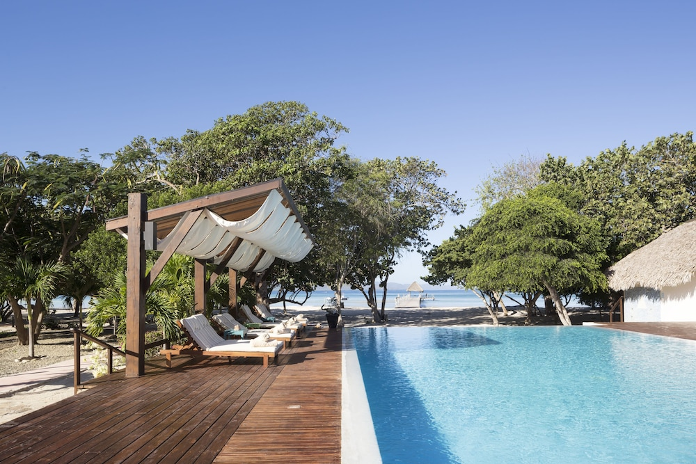 Outdoor Pool, Punta Rucia lodge by Mint