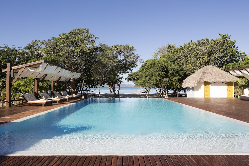 Pool, Punta Rucia lodge by Mint