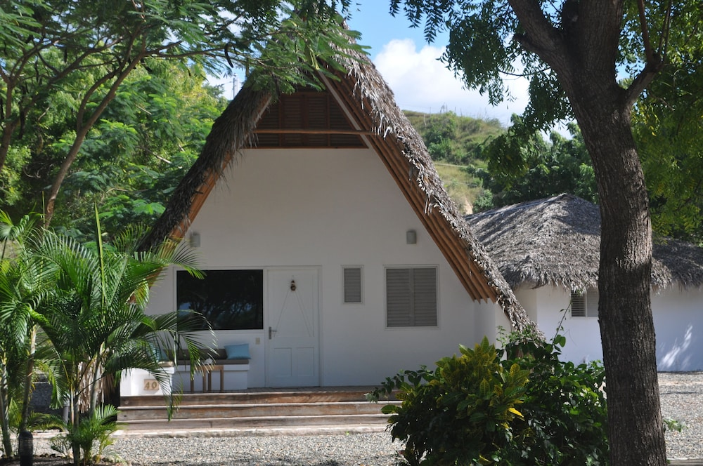Front of Property, Punta Rucia lodge by Mint