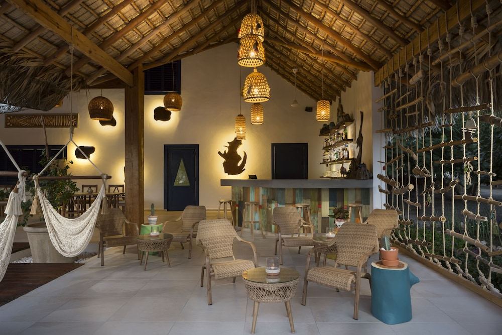 Restaurant, Punta Rucia lodge by Mint