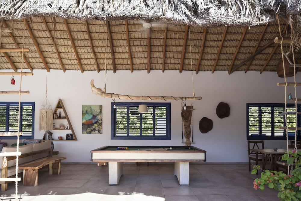 Billiards, Punta Rucia lodge by Mint