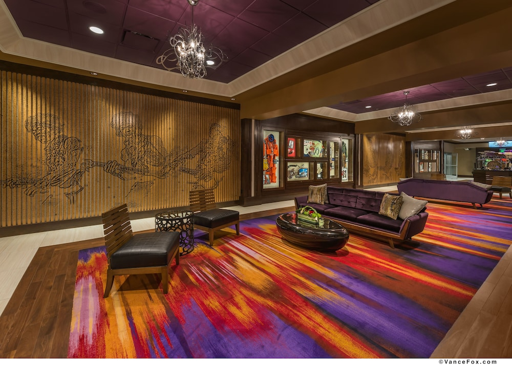 Lobby Sitting Area, Hard Rock Hotel & Casino Lake Tahoe