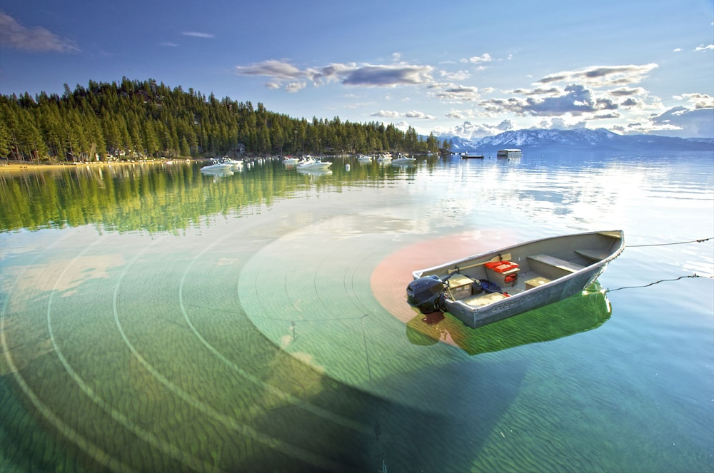 Boating, Hard Rock Hotel & Casino Lake Tahoe