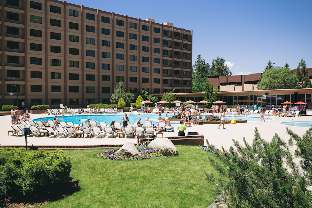 Outdoor Pool, Hard Rock Hotel & Casino Lake Tahoe