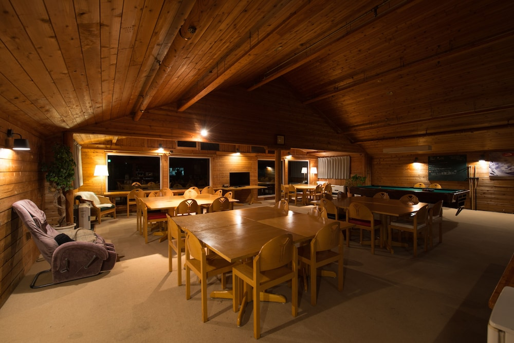 Dining, Moiwa Lodge - Hostel