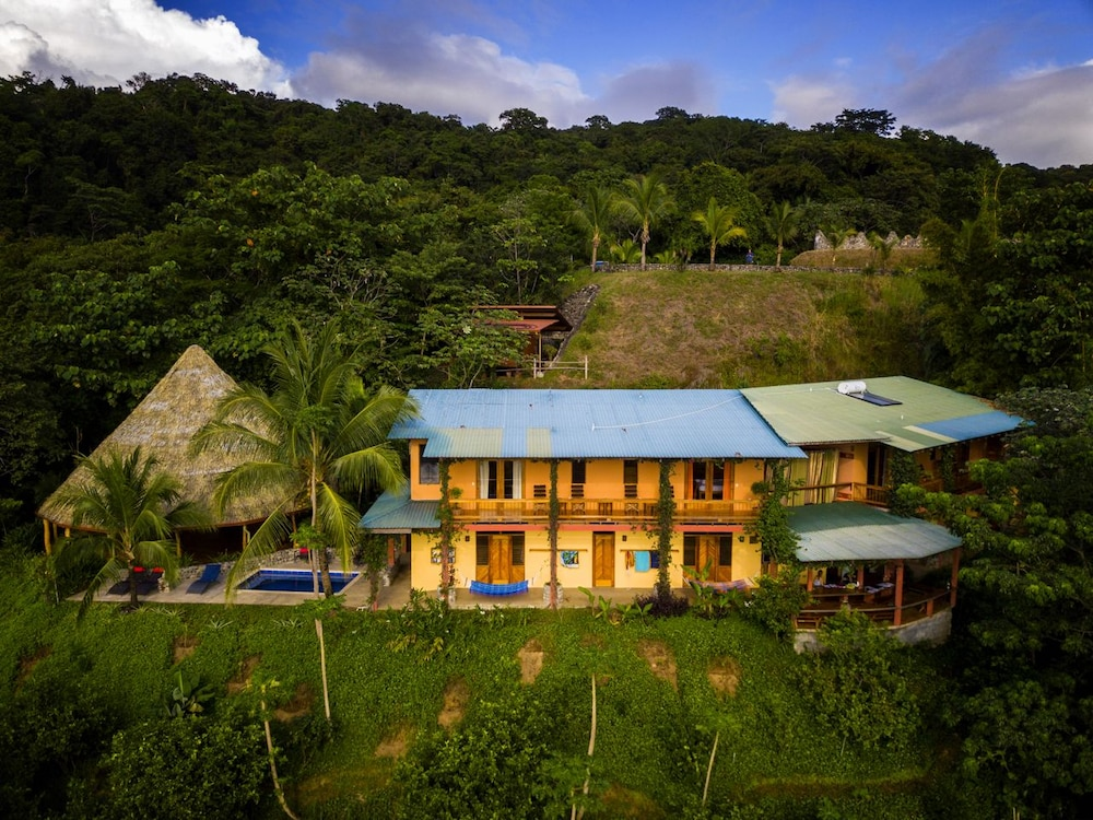 Aerial View, Costa Rica Yoga Spa