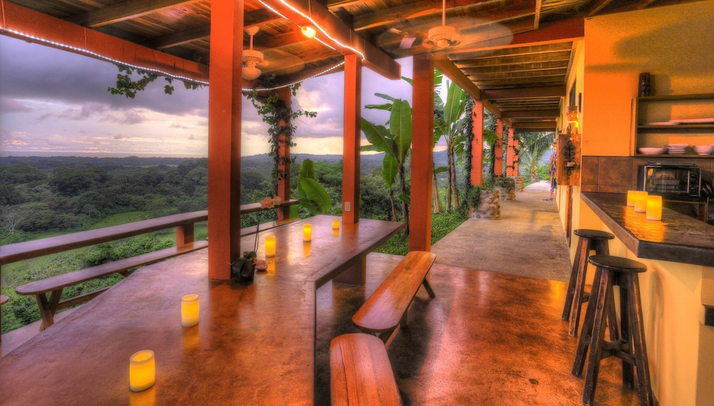 Indoor Wedding, Costa Rica Yoga Spa