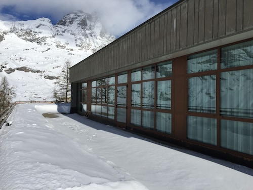 White Apartments Cervinia