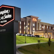 Hampton Inn & Suites Parkersburg Downtown