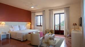 1 Schlafzimmer, Zimmersafe, Schreibtisch, kostenlose Babybetten
