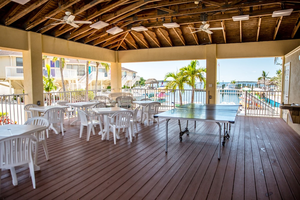 Gazebo, The Reef at Marathon by Capital Vacations