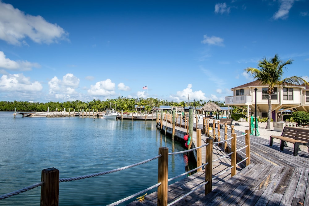 Dock, The Reef at Marathon by Capital Vacations