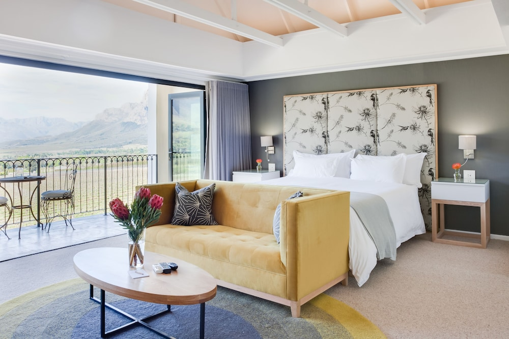 Room, Banhoek Lodge