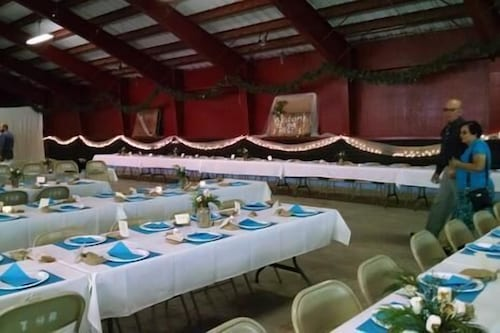 Banquet Hall, Long Barn Lodge