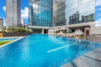 マニラの出張におすすめのホテルを探しています。