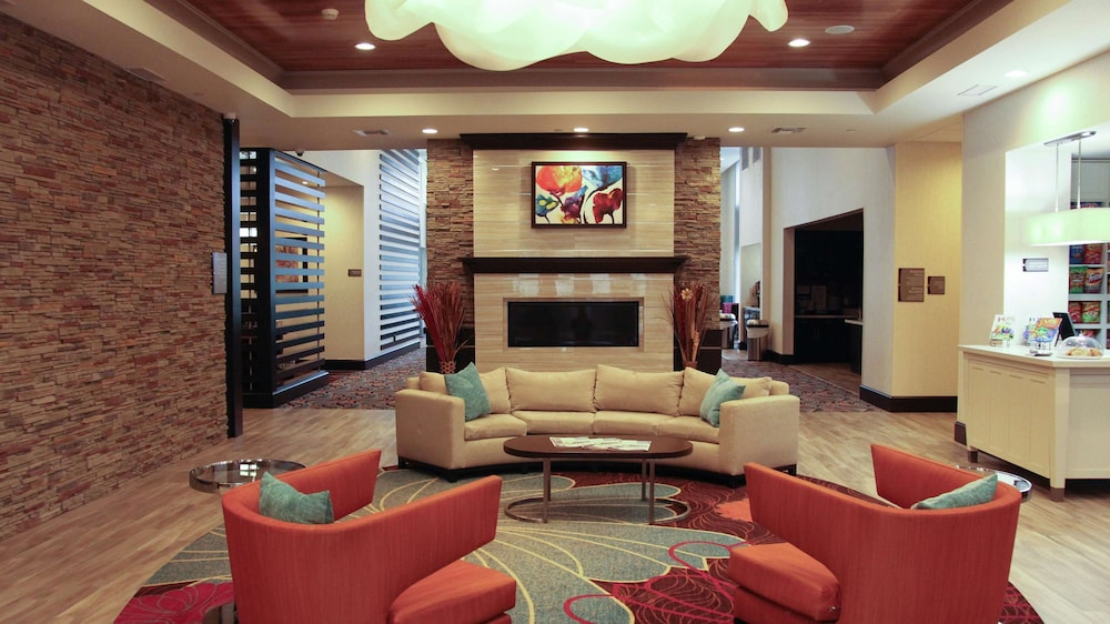 Lobby, Homewood Suites by Hilton North Houston/Spring