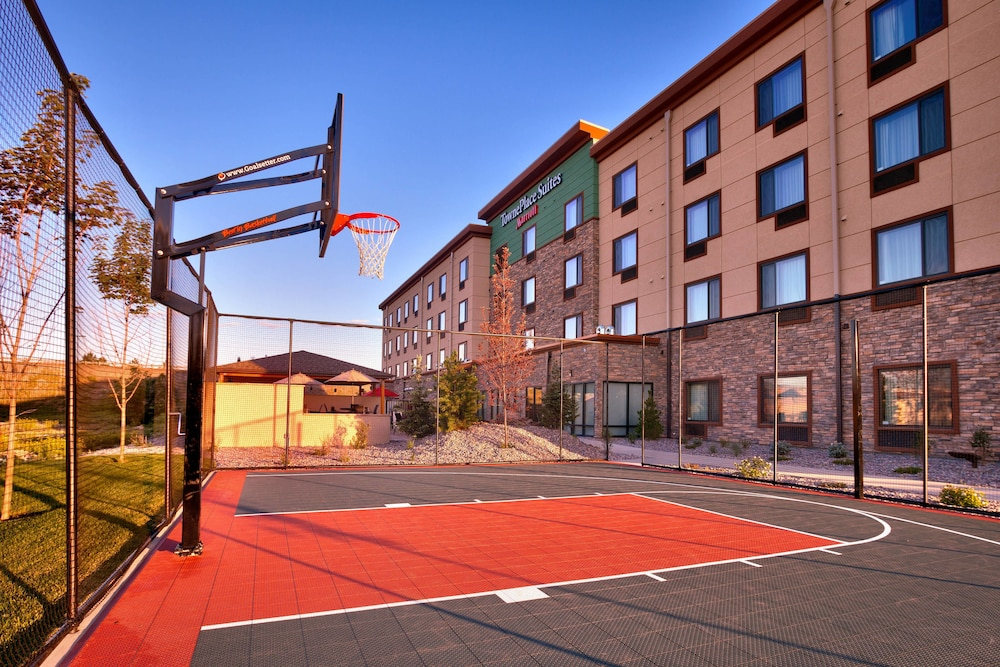 Sports Facility, TownePlace Suites Missoula