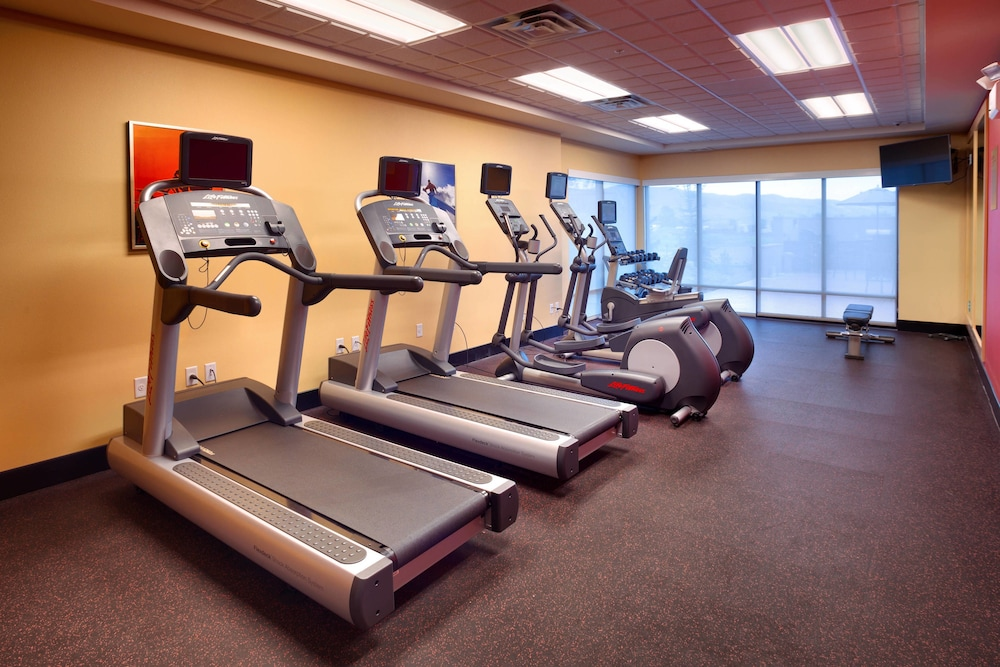 Fitness Facility, TownePlace Suites Missoula