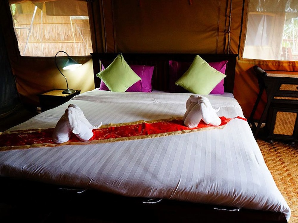 Room, Khaosok Boutique Camps