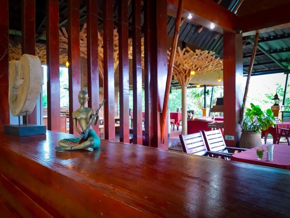 Lobby, Khaosok Boutique Camps