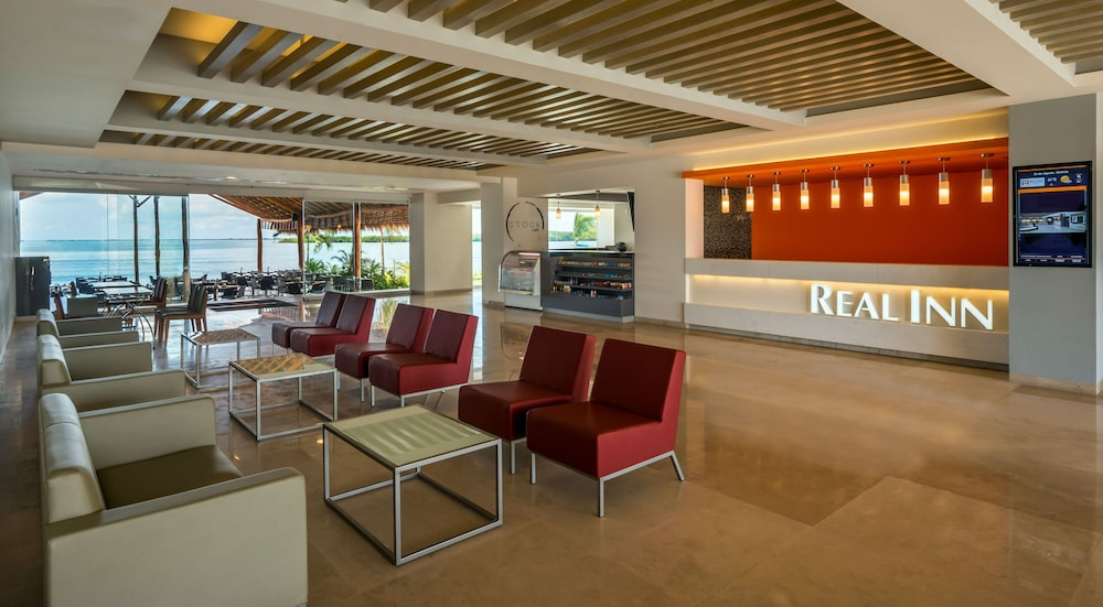 Lobby, Real Inn Cancun