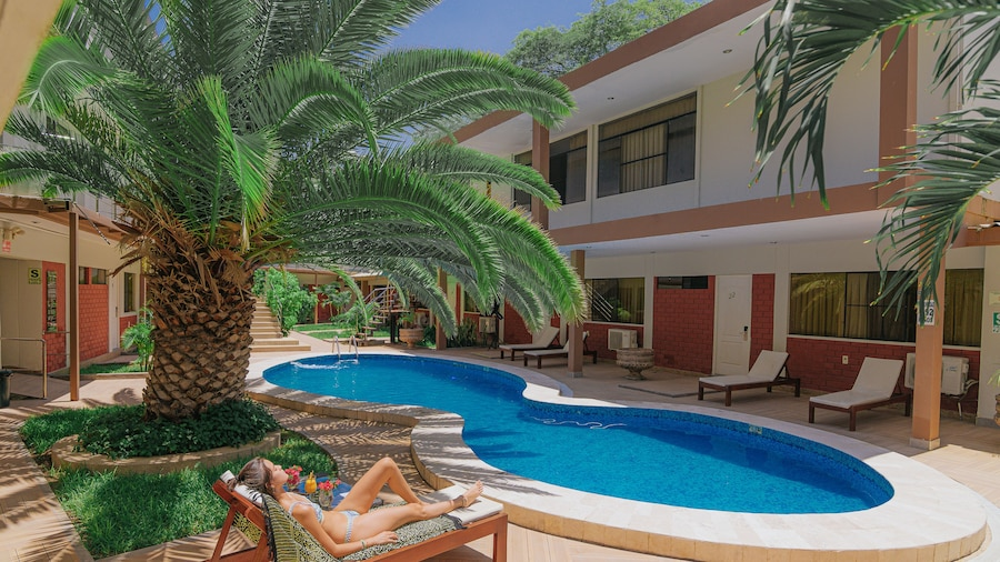 El Angolo Hotel Piura
