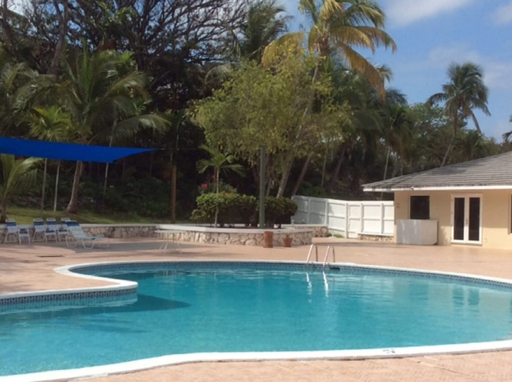 Outdoor Pool, Abaco Getaway by Living Easy Abaco