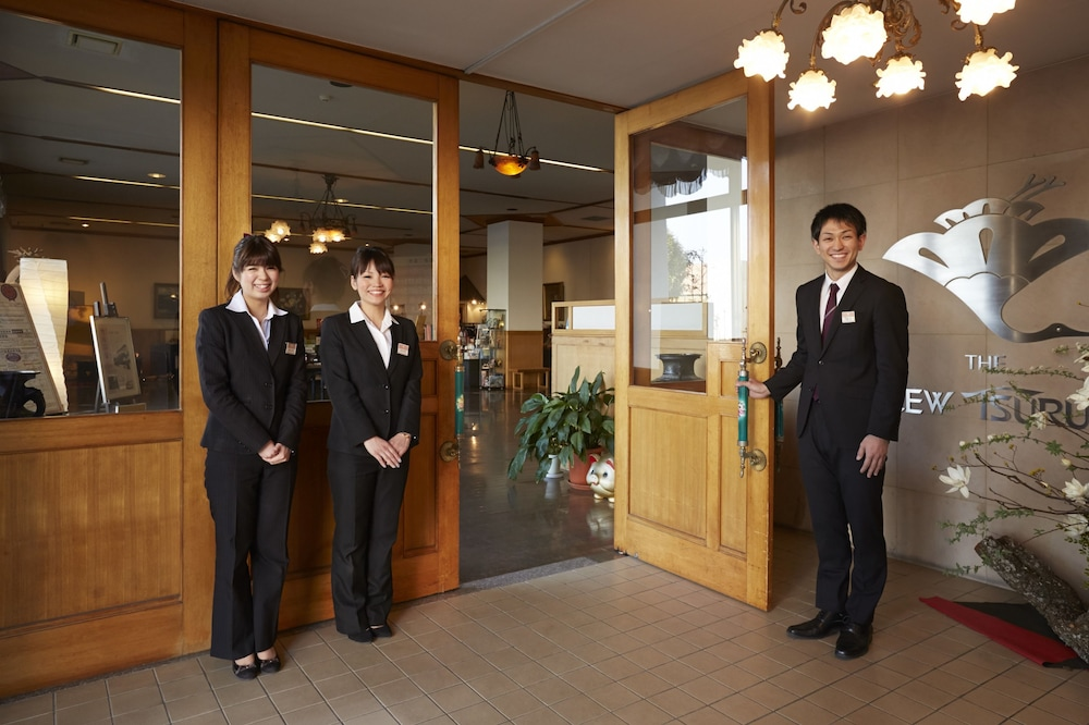 Property Entrance, Hotel New Tsuruta