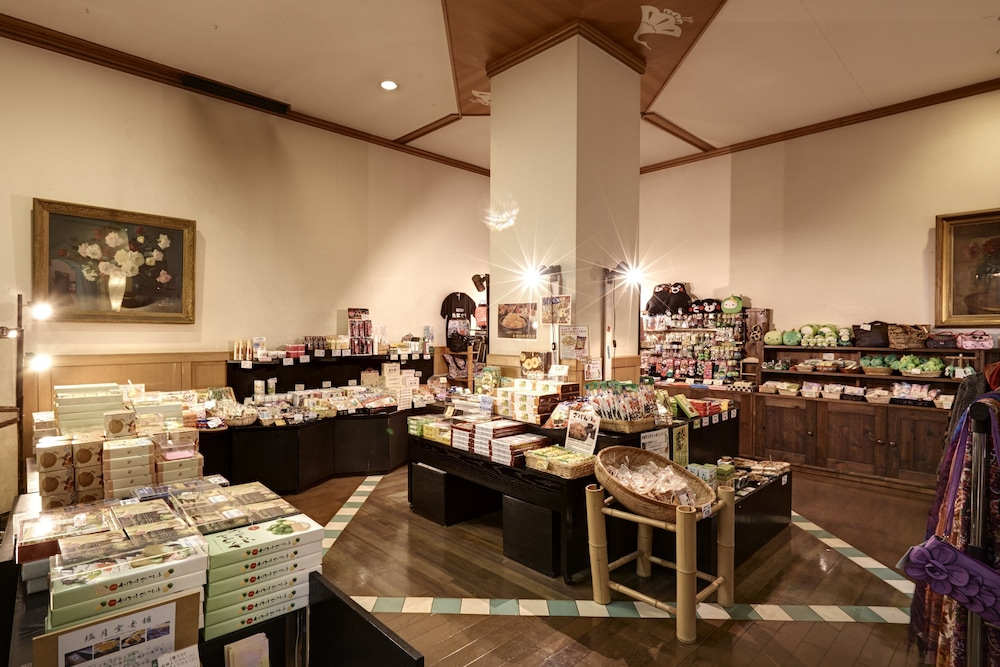 Gift Shop, Hotel New Tsuruta
