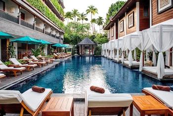 新婚旅行でバリ島のビーチリゾートへ。おすすめのホテルを教えてください。