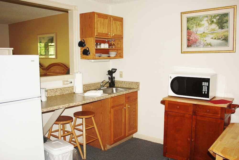 Private Kitchenette, Mountain View Resort