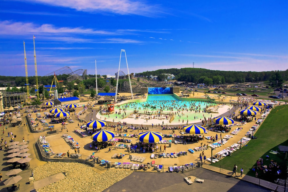 Mt Olympus Water Theme Park Resort In Wisconsin Dells Hotel Rates Reviews On Orbitz