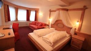 Minibar, Zimmersafe, schallisolierte Zimmer, kostenlose Babybetten