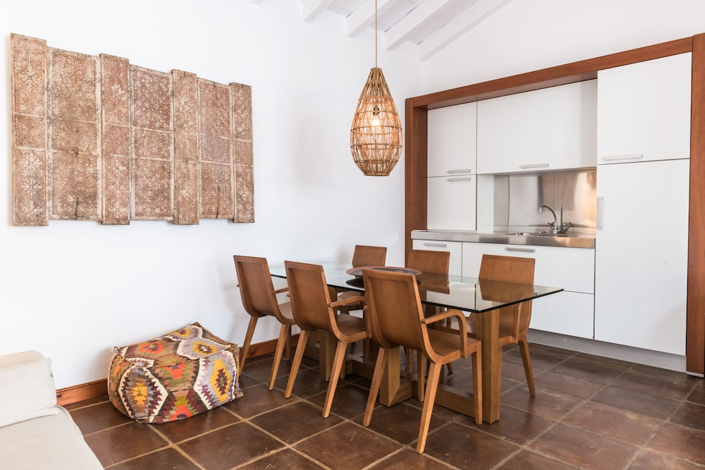 Private Kitchen, Conversas de Alpendre