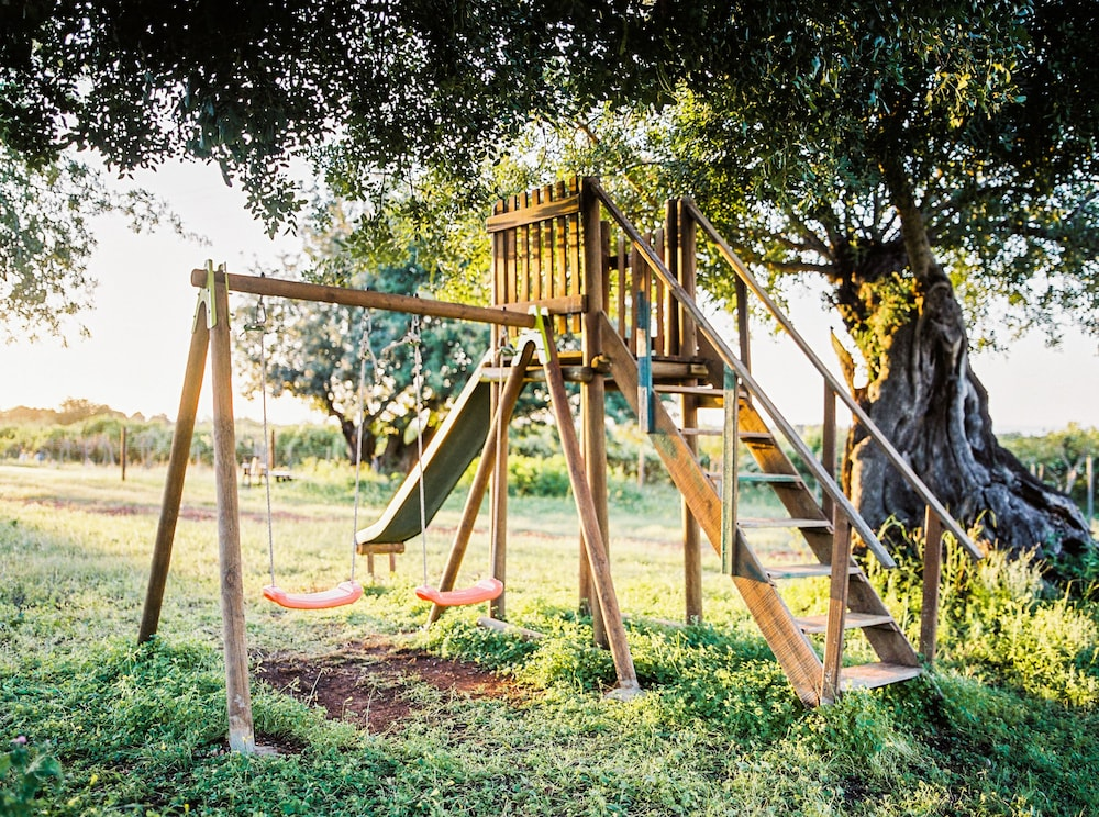 Children's Play Area - Outdoor, Conversas de Alpendre